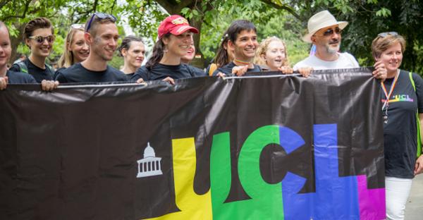 UCL at Pride 2017