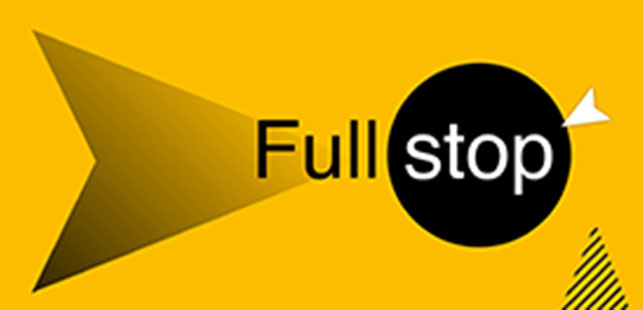 Full Stop campaign logo