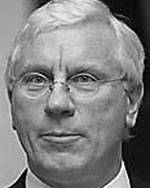 Head shot of Lord John Sharkey