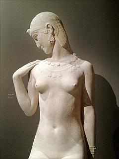 Mahmoud Mukhtar, Bride of the Nile, 1929