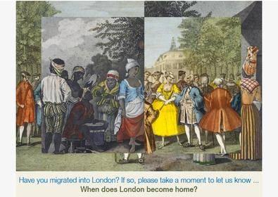 Postcard, Alberta Whittle, Museum of London
