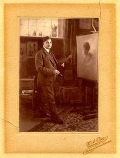Vasu Deva Sharma in 1920s Berlin. Photograph courtesy of Nyay Bhushan