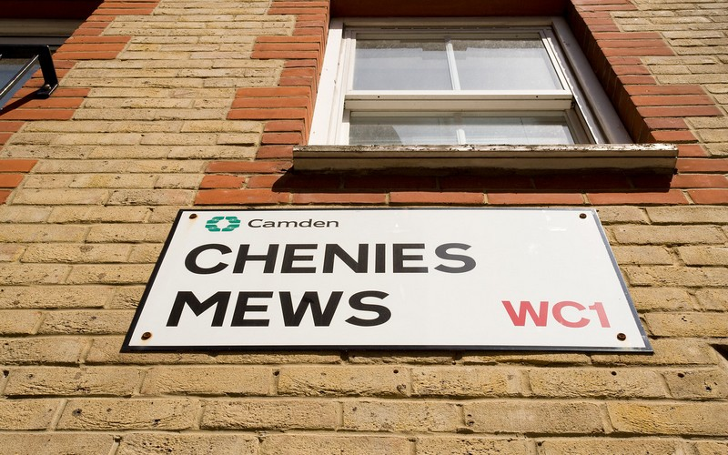 Chenies Mews Space Request