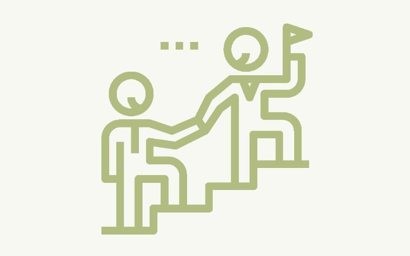 Estates Leadership team org chart