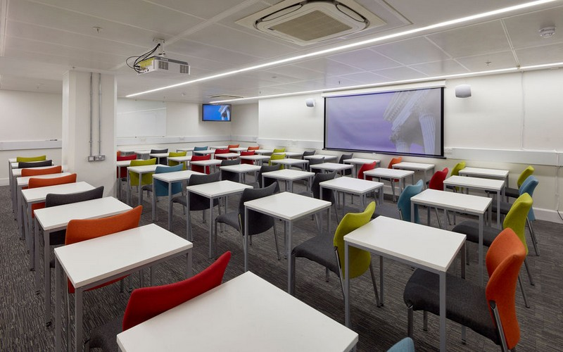 Extra large Central London meeting room SB4