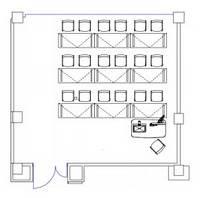 Room G08 Plan