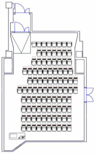 B17 Floor Plan