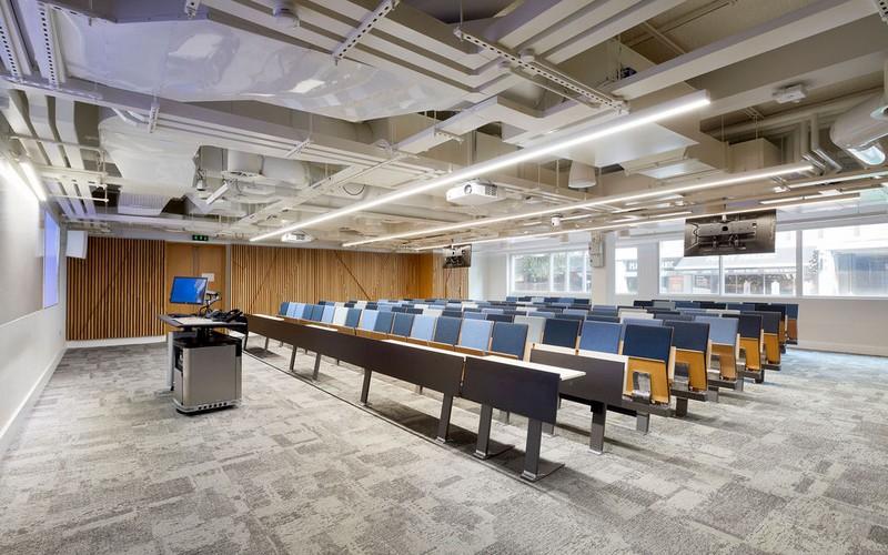 UCL Venues Torrington Place Lecture room G12