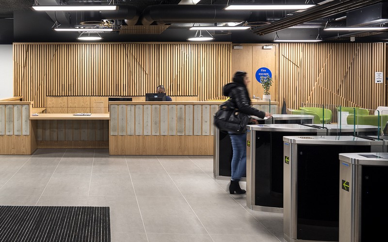 ID Cards Locks and Keys at UCL