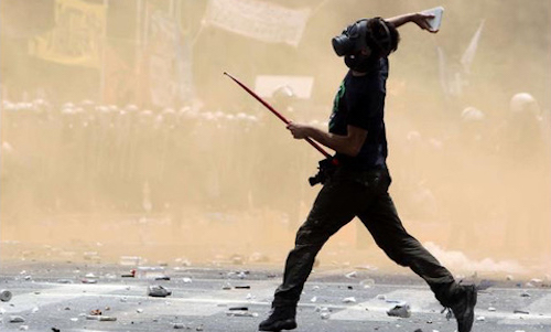 athens-protest