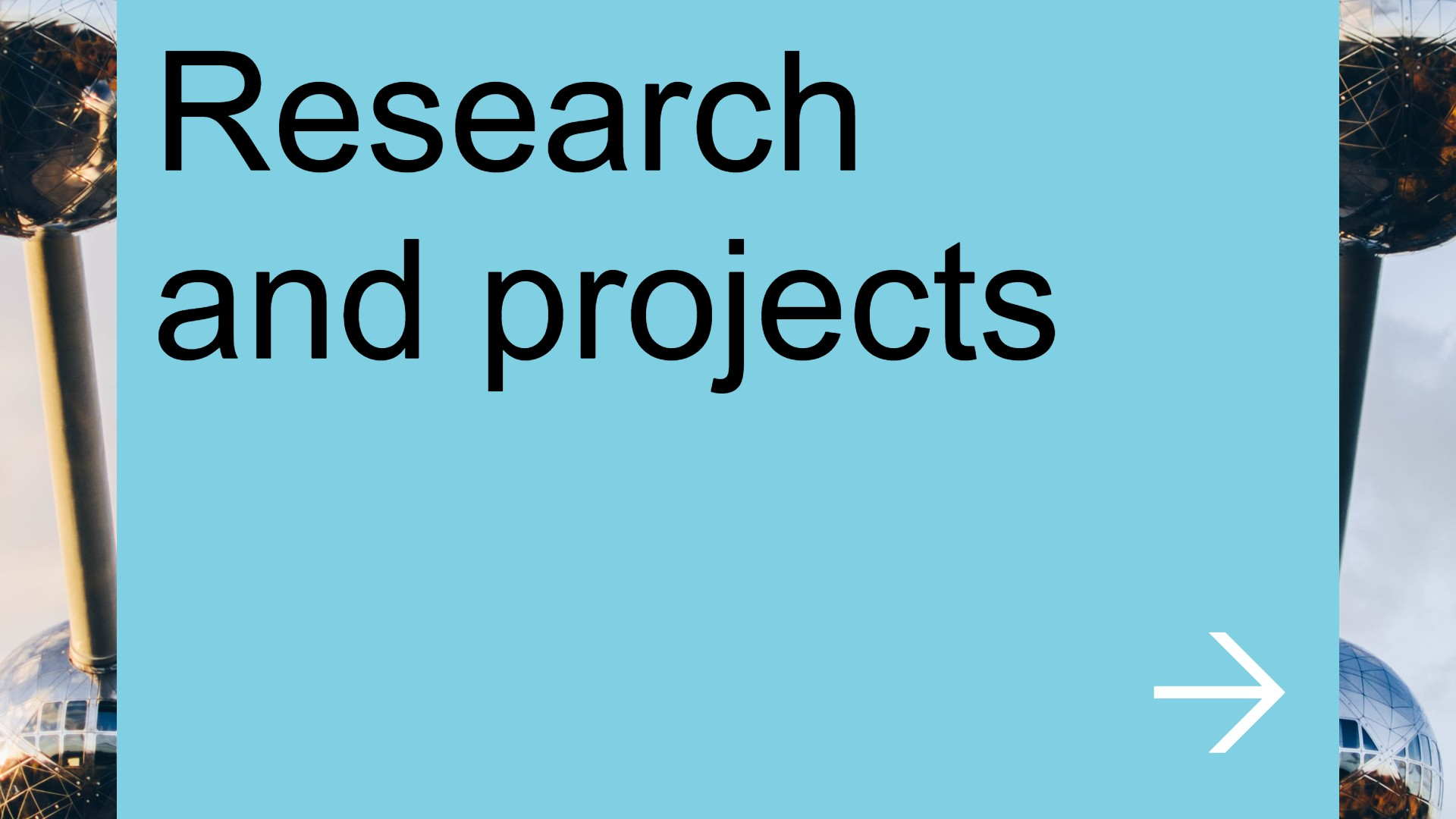 Current and past research and projects