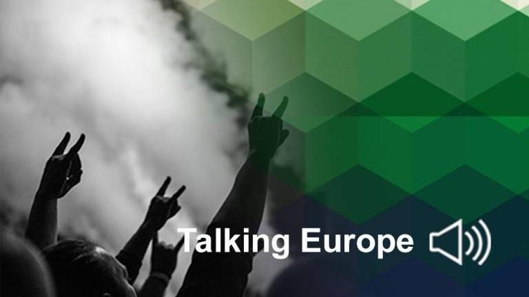 Talking Europe: Multilingual Metal