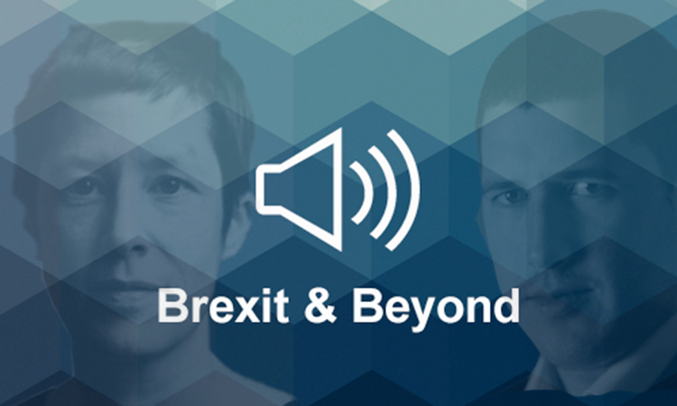 Beyond Brexit: Oliver Patel and Uta Staiger