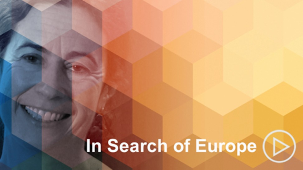 In Search of Europe Sophie Page
