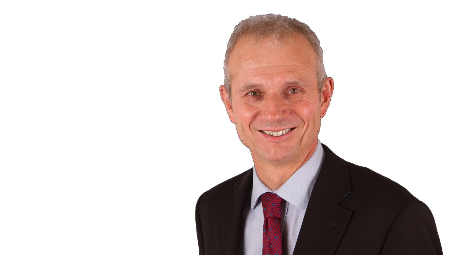 Headshot of Sir David Lidington