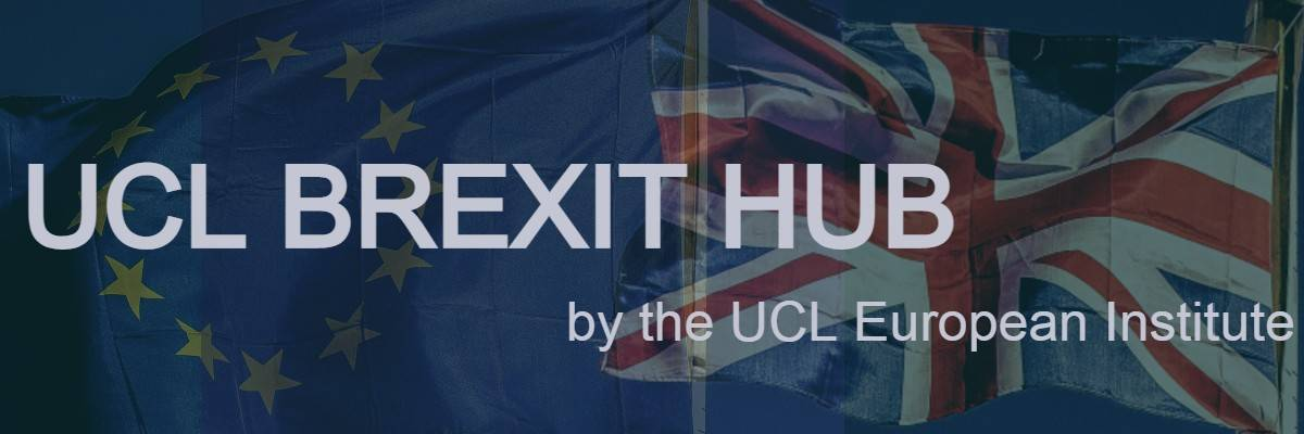UCL Brexit Hub by the UCL European Institute