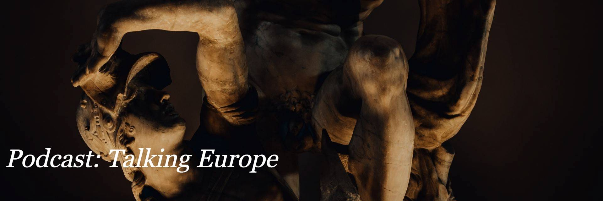 Podcast: Talking Europe