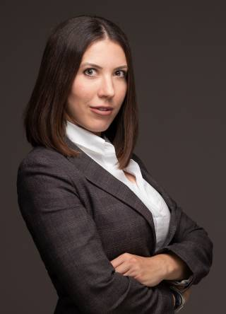 Headshot of Dr Anna Jerzewska