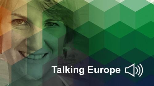 Talking Europe podcast