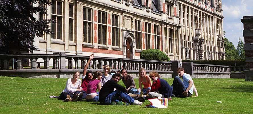 Universite Libre de Bruxelles (Photo credit: Wikimedia)