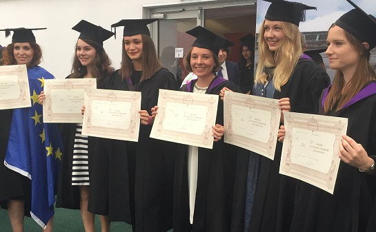 Dual Degree Graduation