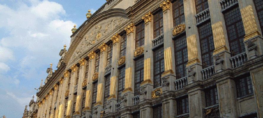 La Grand Place Brussels