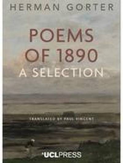 Herman Gorter: Poems of 1890 cover