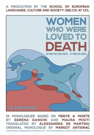 Women who were loved to death