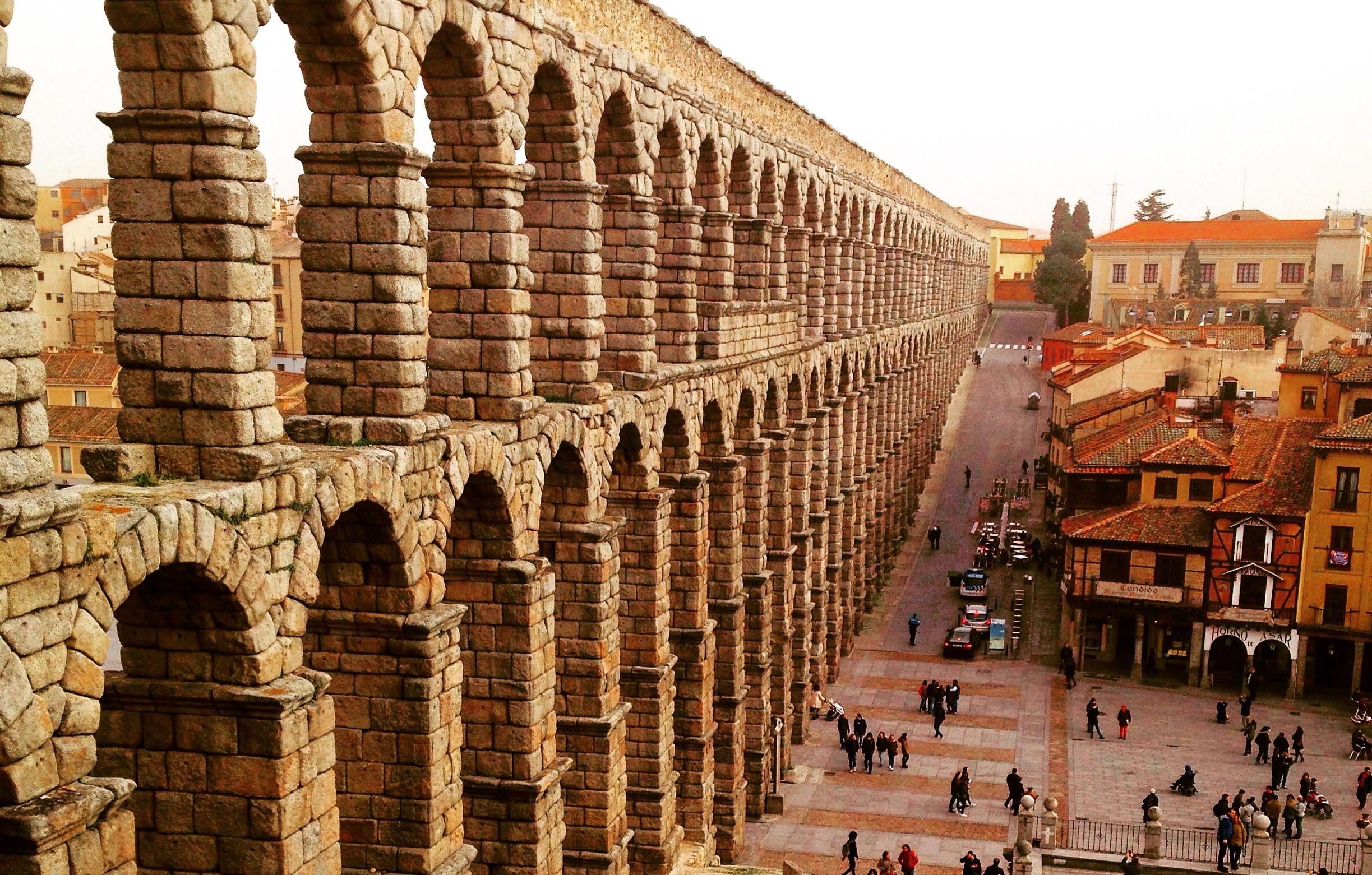 aqueduct-of-segovia-spain