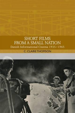Claire Thomson book cover