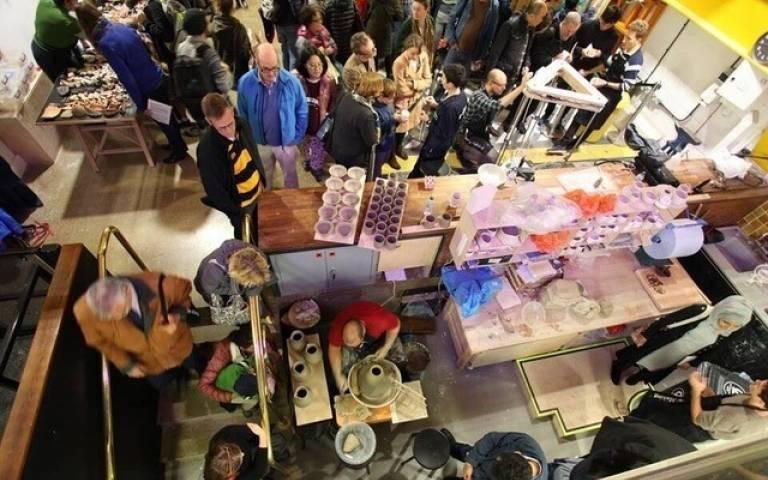 Exhibition crafts
