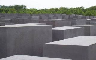 Holocaust monument Berlin