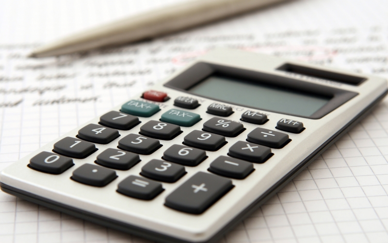 Spending money - VAT