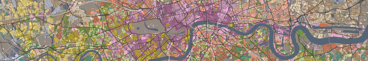The London Output Area Classification