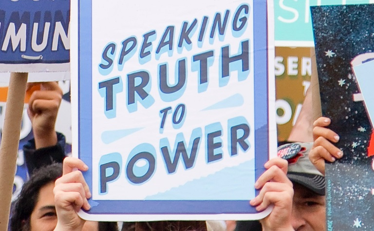 Civil Society: Speaking Truth to Power