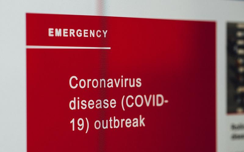 Covid-19 Emergency Alert