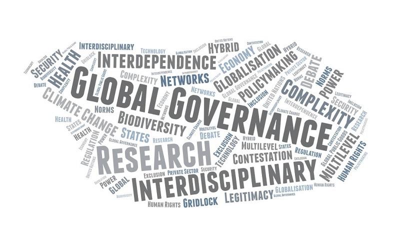 Global Governance Word Art