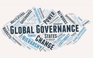 Word Cloud - Global Governance