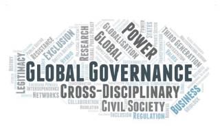 Global Governance Word Cloud