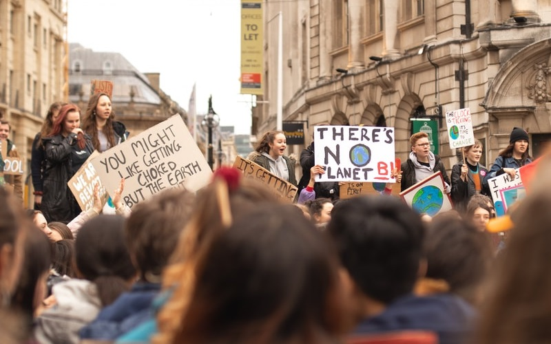 Climate Strike, Birmingham