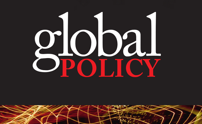 Global Policy Special Section