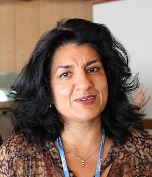 Farhana Yamin