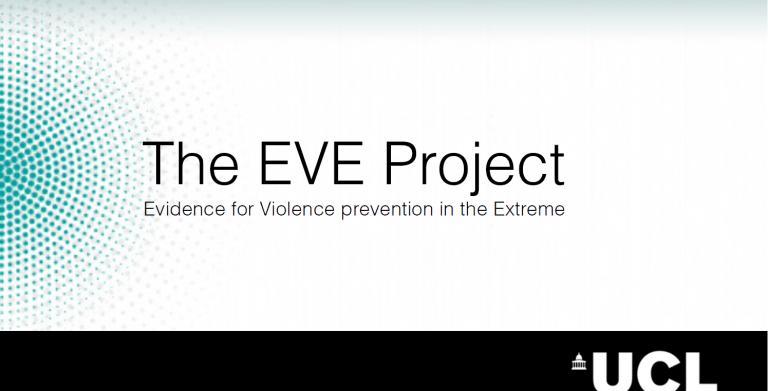 EVE project logo