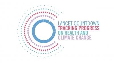 Lancet Countdown Logo