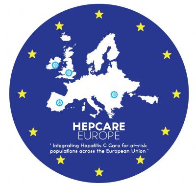 HepCare logo