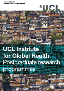 Research Degrees leaflet cover