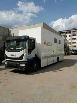 E-DETECT TB truck