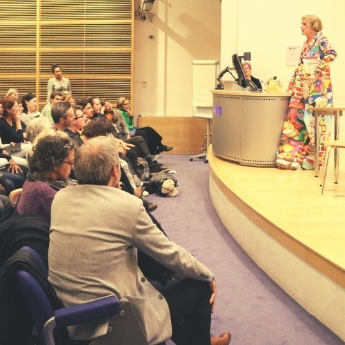 Grayson Perry lecture