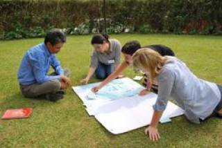 Development of sustainable models...
