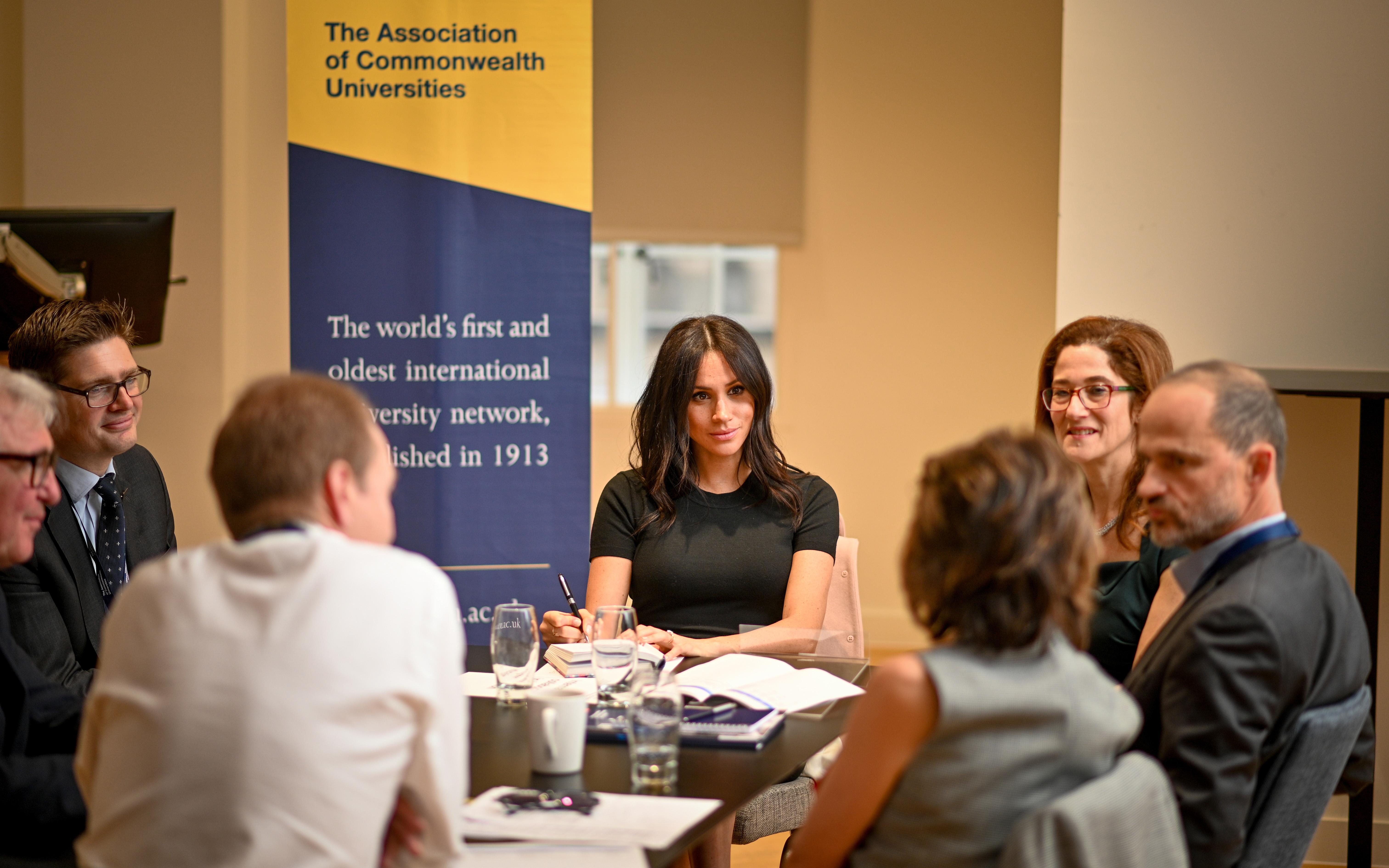 Association of Commonwealth Universities event